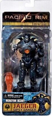 Reactor Blast Gipsy Danger Pacific Rim Series 6 NECA Toys for sale  Shipping to Canada