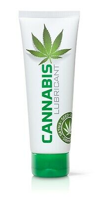 Cannabis Lubricante Sobre Base de Agua Intim-Gleitmittel Aceite Semilla Cáñamo
