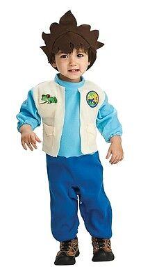 Nick Jr Go Diego Go Baby Infant Costume - Diego Costume