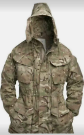 British MTP Windproof Combat Smock jacket Large