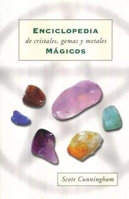 Cristales Y Cuarzos - Scott Cunningham / Judy Hall 10 libros digitales en PDF
