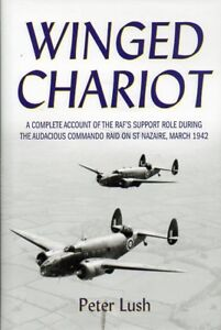 ST NAZAIRE AIR RAID 1942 WINGED CHARIOT RAF'S SUPPORTING ROLE