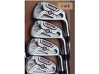 Golf clubs Adams XTD irons 4-P