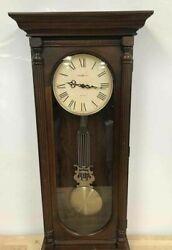 HOWARD MILLER Quartz Pendulum Dual Chime Wall Clock 620-192