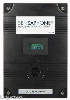 Sensaphone Carbon Monoxide Co Sensor Monitor Co Levels From 0-300 Ppm