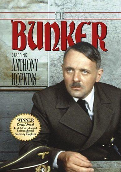 Bunker (Anthony Hopkins) - Region Free DVD - Sealed