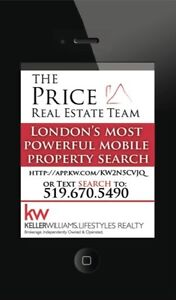 Instant online home estimate London Ontario image 1