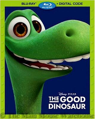 Disney Pixar The Good Dinosaur Caveman Boy Movie on Blu-ray & Digital Copy Code