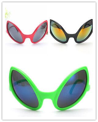Halloween Fun Alien Eyes Glasses Novelty Party Cosplay Costume Prop - Glasses Fun