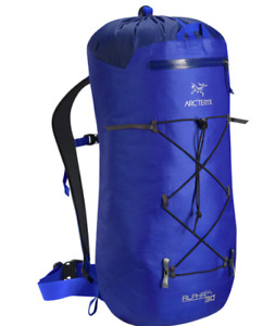 ARC'TERYX ALPHA FL 30 BACKPACK, climbing and hiking
