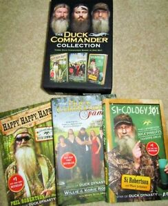 ~ The DUCK COMMANDER ~ 3 Book Boxed Set ~ Hardcovers