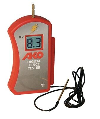 Digital Voltmeter Zaunprüfer Zauntester Tester Weidezaun Spannungsmesser