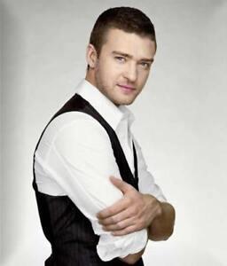 Justin Timberlake Oct 9 GREATSEATS! 2nd Row