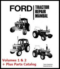 Ford 2600 3600 4100 4600 5600 6600 6700 7600 7700 Tractor