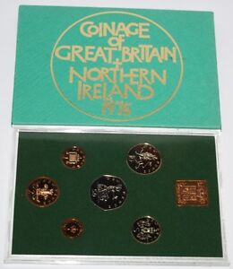 Royal Mint Coinage of Great Britain & Northern Ireland Proof Set 1970 to 1982
