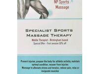 NP Sports Massage Therapy