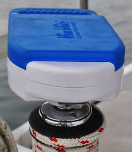 Winchrite ABT cordless electric winch handle, very good cond.