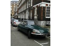 Citroen DS / dark Green Super 5 Left hand drive