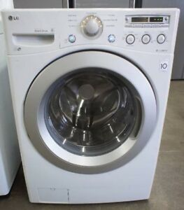 LG Front load washer $400 OBO Great condition
