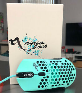 Finalmouse Air58 Ninja Cherry Blossom Blue - Brand New- $250 OBO