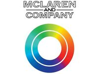 McLaren and Co, Established Painting & Decorating Firm Based in Paisley, Glasgow