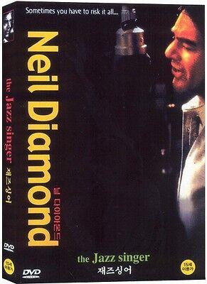Neil Diamond DVD ~ The Jazz singer (Sealed) *BRAND NEW*