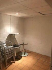 Storage room 100sq foot in Bermondsey £250PCM