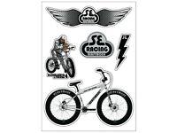 SE Bikes Beastmode Bicycle Hub Anodized Black Rear KT-SM4R 36 x 142 x 3//8