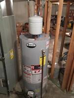 Edmonton Hot Water Tank Specialists 587-400-0890