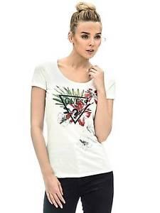 Guess-Floral-Logo-T-shirt-S-M-L-XL