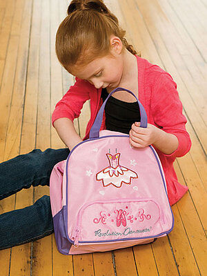 NEW Dance Tote Backpack Bag Sparkly Pink for Ballet Tap Jazz Class