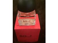20ml So..? Perfume. Christmas gift