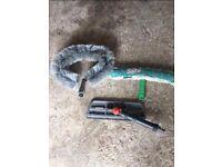 x3 Gardena garden hose cleaning attachments