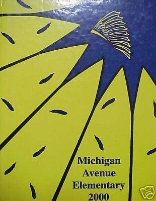 2000 Michigan Avenue Elementary Cleveland Tn Yearbook