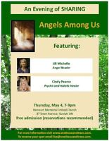 An Evening of Sharing: Angels Among Us