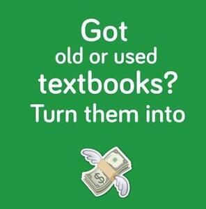 Sell Textbooks And Get Cash