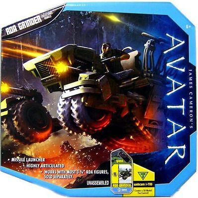 Mattel James Camerons Avatar Movie Toy Grinder Military Atv