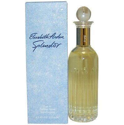 SPLENDOR * Elizabeth Arden 4.2 oz / 125 ml Eau de Parfum Women Perfume (Elizabeth Arden Splendor Eau De Parfum Spray 125ml)