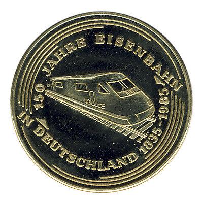EISENBAHN - 150 Jahre Eisenbahn - DUHNER WATTRENNEN - ANSCHAUEN (9377/540N)