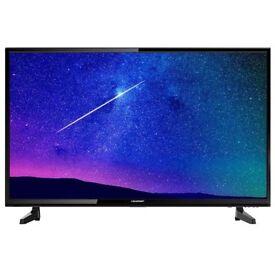 Brand New Blaupunkt Full HD 49/148Z-GB-11B-FGU-UK 49 Inch 1080p LED TV