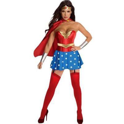 Superwoman Adult Costume (Sexy Wonder Woman Costume Cosplay Adult Superhero Costumes Superwoman)
