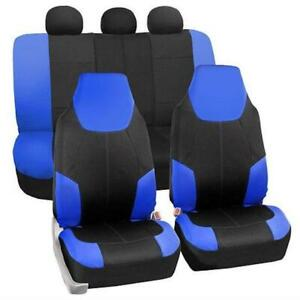 FH GROUP BLUE NEOPRENE SEAT COVER