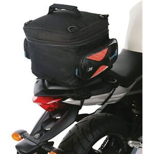 Oxford First 1st Time Expander Tail Pack Bag Motorbike Motorcycle Luggage 36L