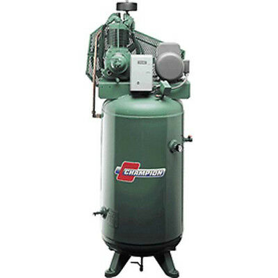 HR10D-25, CADRSA54E, 10 HP, ACAC CHAMPION AIR COMPRESSOR ADVANTAGE SERIES