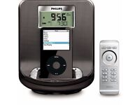Phillips AJ300DB05 iPod Docking Station with wOOx Technology Speakers