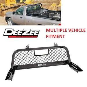 NEW* DEE ZEE CAB RACK DZ95050RB 208228529 MULTIPLE FITMENT - SEE COMMENTS