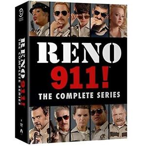 NEW DVD Reno 911: Complete Series TV SERIES 97755747