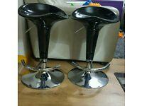 Pair of bar stools / Breakfast stools good condition.