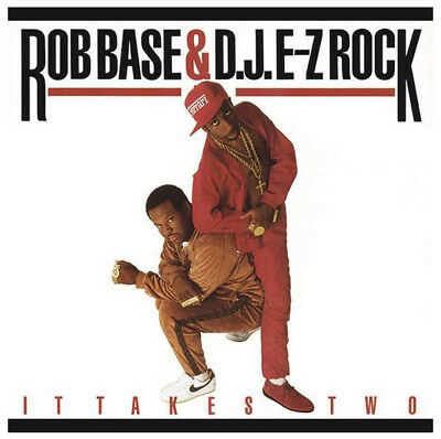 Rob Base & DJ EZ Rock - It Takes Two -Vinyl LP Record Store Day RSD 2018 - New