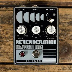 Death By Audio, Reverberation Machine
